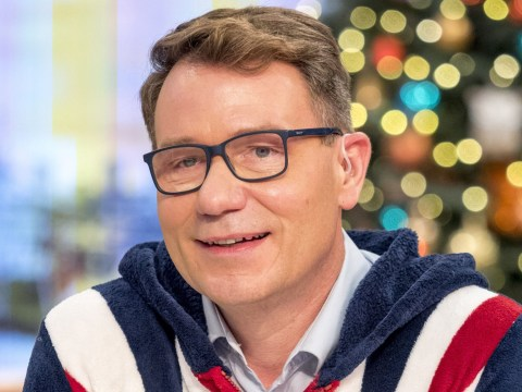 Where is Richard Arnold on Good Morning Britain and when is he back?