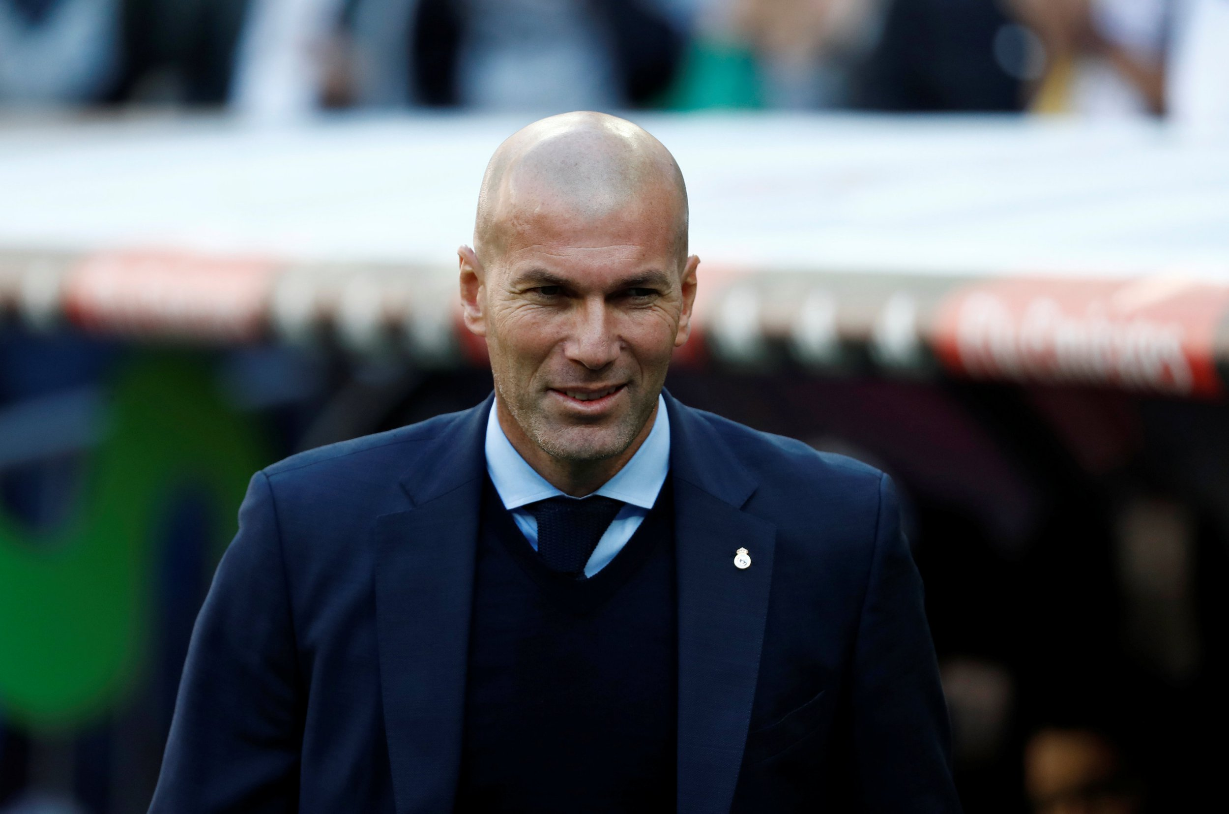 Real Madrid decide to sack Zinedine Zidane and are in talks with Joachim Low