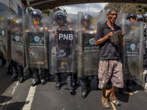 Venezuelan soldier arrested for killing pregnant woman on Christmas Eve