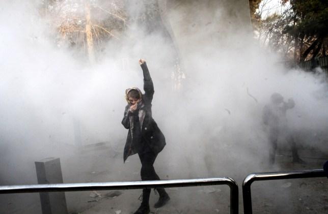 Iran trouble