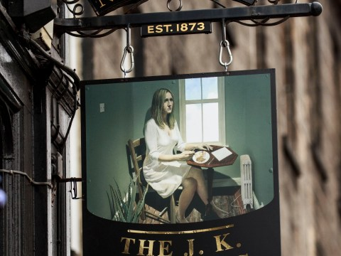 The Conan Doyle pub in Edinburgh has been renamed the JK Rowling