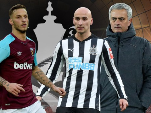 Man Utd and Arsenal at risk among the top seven potential FA Cup Third Round giant killings