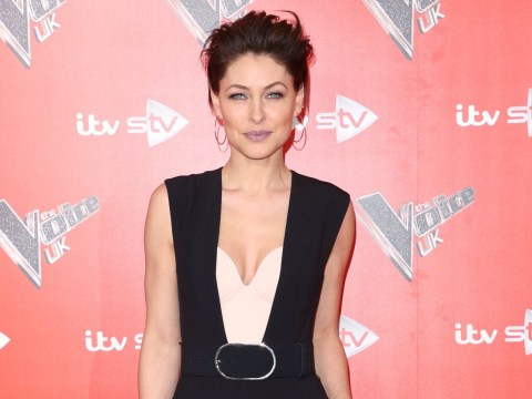 Emma Willis denies that The Voice coaches have any 'weird backstage rituals'