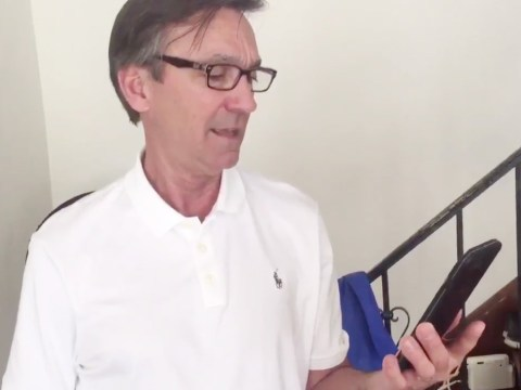 Dad reading son's favourite memes aloud is our new favourite video