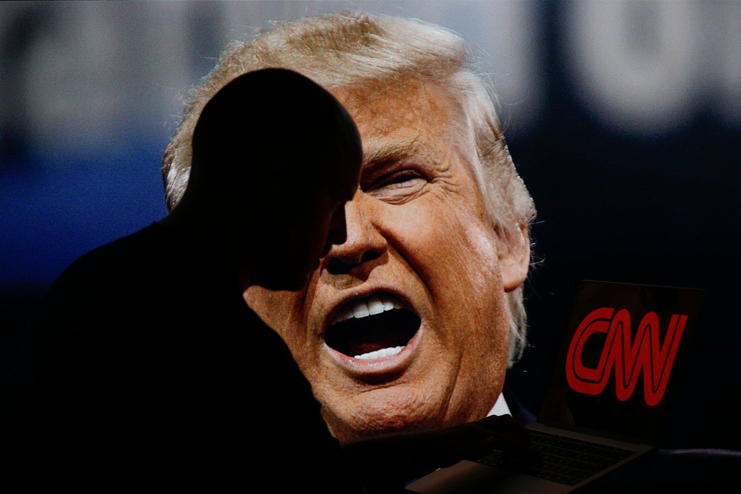 Donald Trump postpones Fake News Awards as tell-all book firestorm rages on