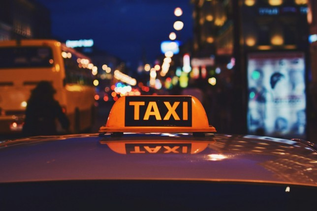 Drunk guy took £1,640 cab through three countries on New Year's Eve