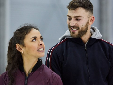 Dancing On Ice: Jake Quickenden could be skating alone as he's banned from going near Vanessa due to illness