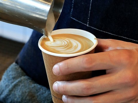 Coffee cup tax could see people paying 25p 'latte levy'