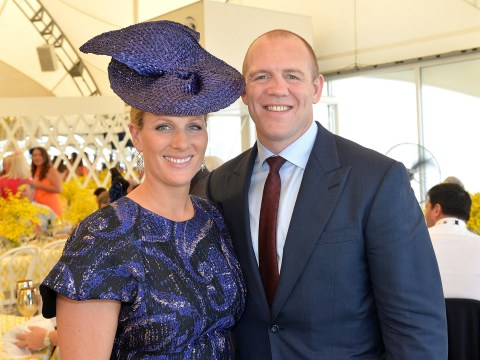 Zara Phillips and Mike Tindall expecting a baby