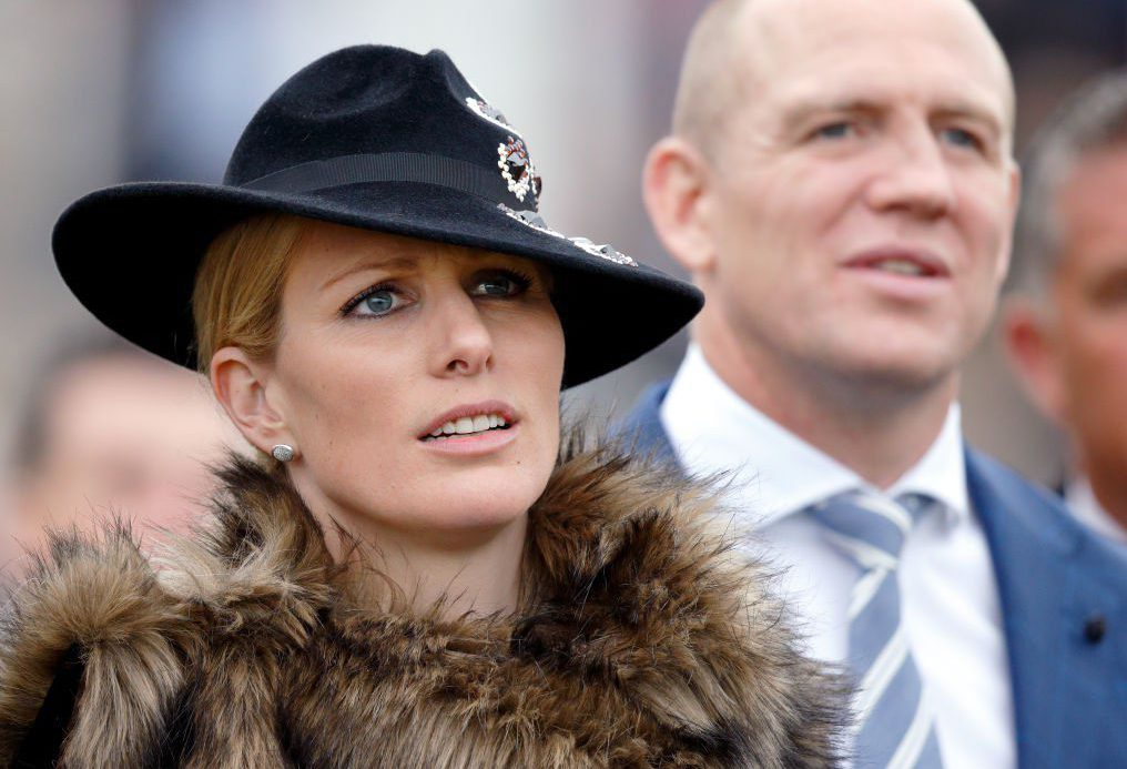 When is pregnant Zara Tindall due to give birth and what position in line to the throne will they be?