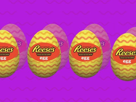 Reese's Creme Eggs land in the UK and they only cost 50p each