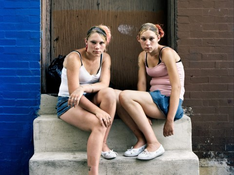 Photographer captures the reality of addiction on the streets of Philadelphia
