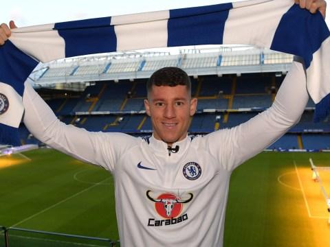 Ross Barkley in line to make Chelsea debut in FA Cup clash against Norwich City, confirms Antonio Conte