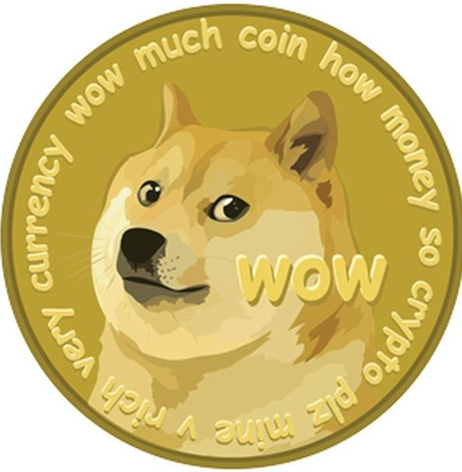 The joke cryptocurrency Dogecoin is unexpectedly booming after Elon Musk said it 'rulez'