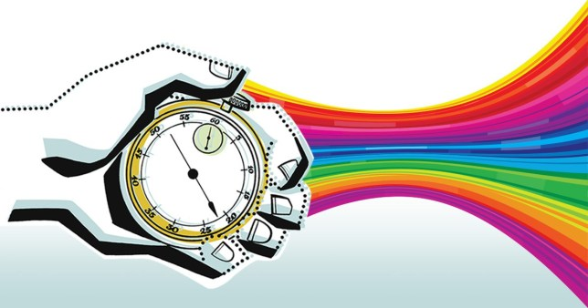 How we experience time faster as we get older