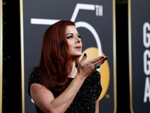 Will & Grace's Debra Messing drags E! over pay gap disparity while being interviewed by E!
