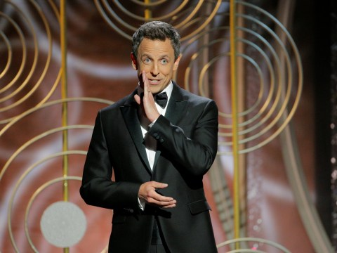 Golden Globes 2018 host Seth Meyers jokes Harvey Weinstein will be first person to be booed when he dies
