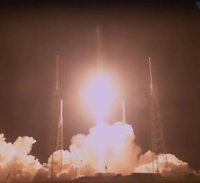 Secret 'Nibiru mission' flops after rocket fails to reach