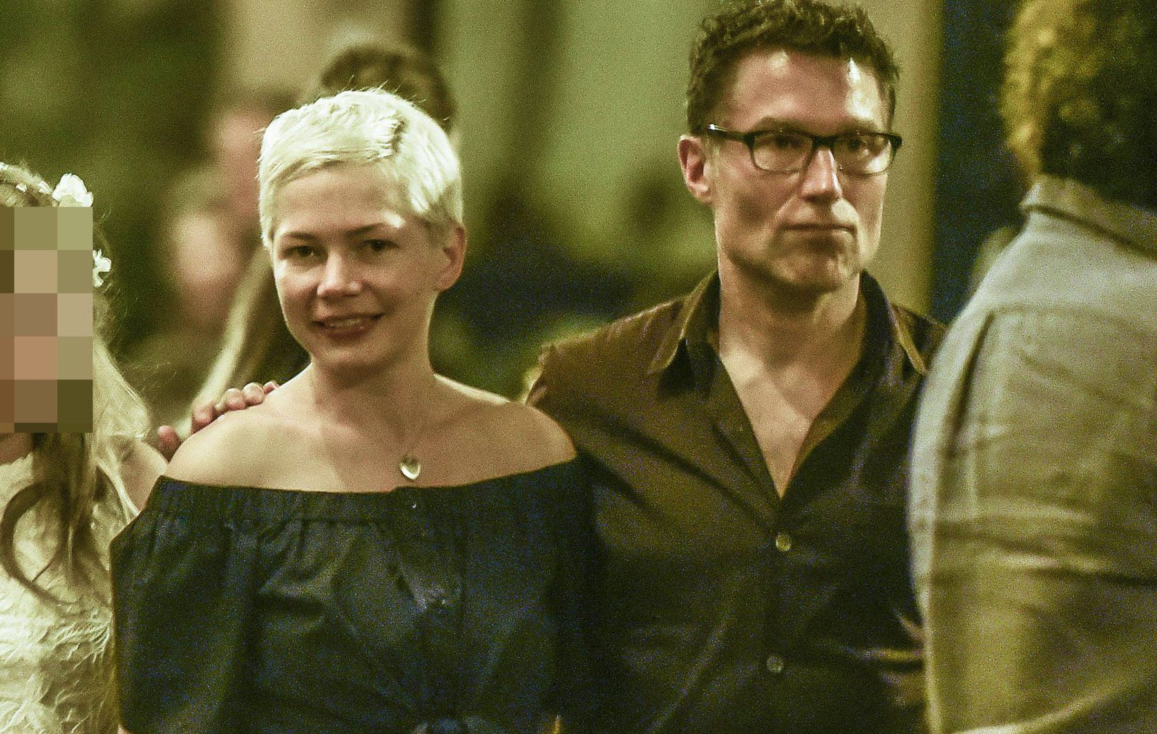 Michelle Williams and Andrew Youmans