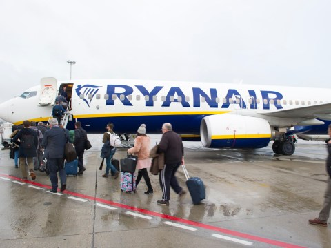 Ryanair is going to start charging you to take wheelie bag on board