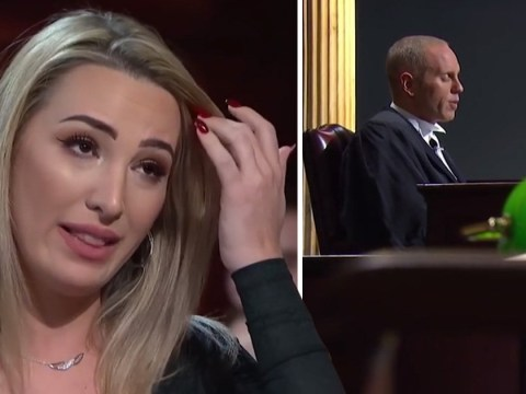 Rebekah Shelton breaks down as she reveals she 'regretted' her gender reassignment in TV appearance