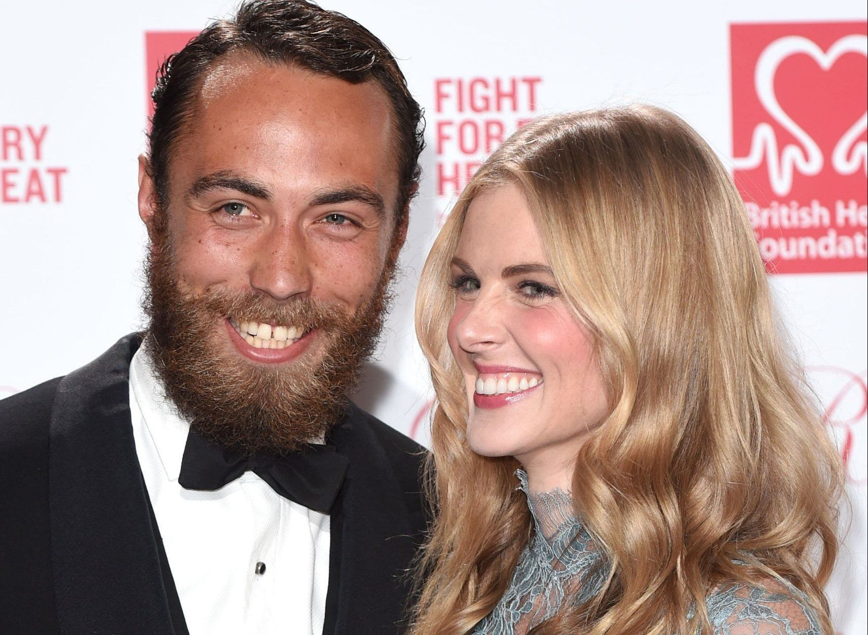 Donna Air confirms split from James Middleton revealing they 'uncoupled' in December