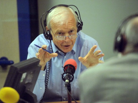 John Humphrys ambushed by MP live on air over BBC gender pay gap row