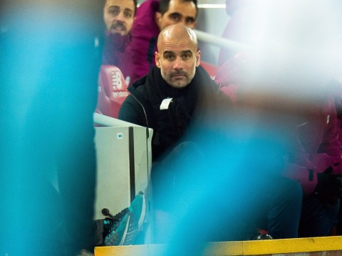 Pep Guardiola says the Premier League title race is on after Liverpool 4-3 Man City