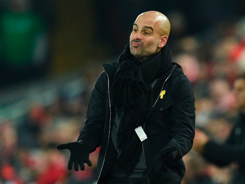 Pep Guardiola hits back at Gary Neville after squad criticism