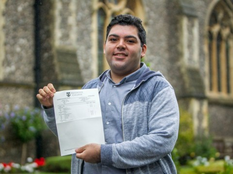Syrian refugee wins place at Oxford two years after fleeing war-torn Damascus