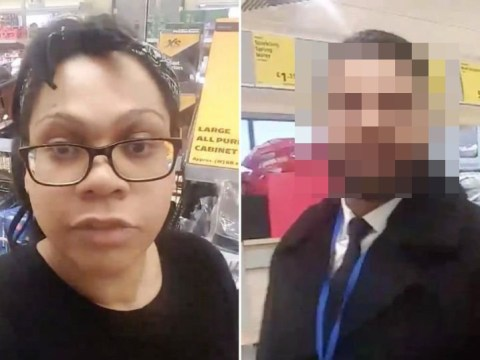 Mixed-race Aldi shopper claims she was followed by a security guard