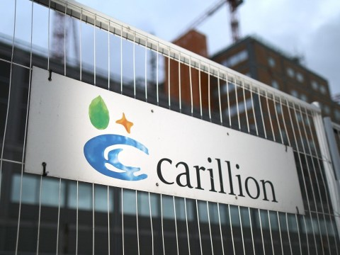 Carillion collapse hits schools, hospitals and rail networks across the country