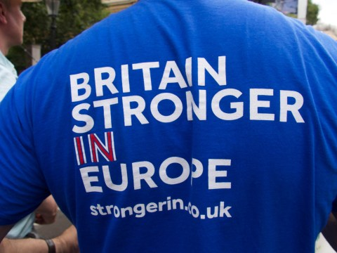 Remain campaigners cleared of breaking spending rules in EU referendum