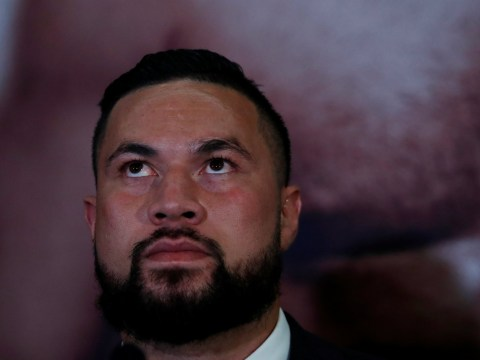 Joseph Parker turns down Tyson Fury's sparring offer ahead of Anthony Joshua showdown