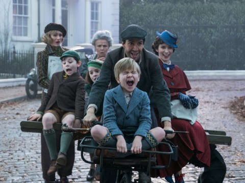 Mary Poppins flies in on the winds from the east with first Mary Poppins Returns teaser trailer