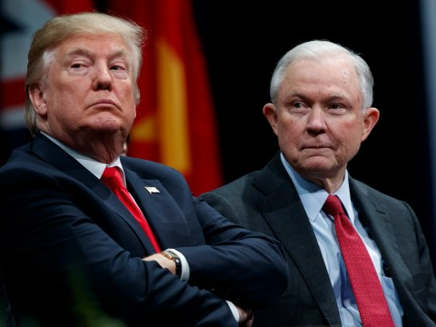 US attorney general Jeff Sessions grilled as part of Russia investigation