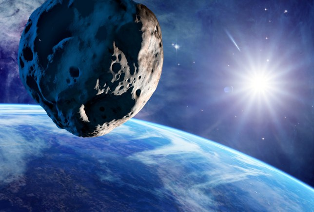 Nasa spots two asteroids heading towards Earth – is it time