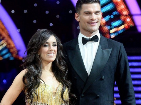 Janette Manrara and Aljaz Skorjanec 'don't believe' in Strictly Come Dancing curse