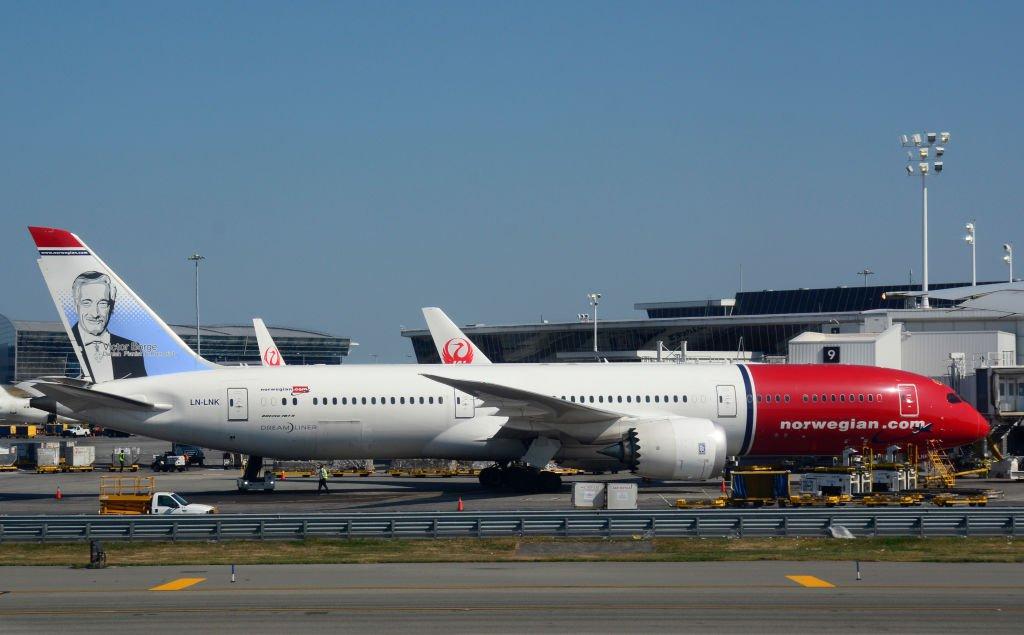 New York to London flight breaks record for fastest transatlantic passenger journey