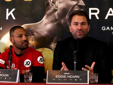 Kell Brook expects Amir Khan showdown to finally happen in 2018