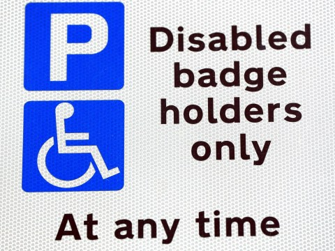 People with hidden disabilities could soon have blue badge parking permits