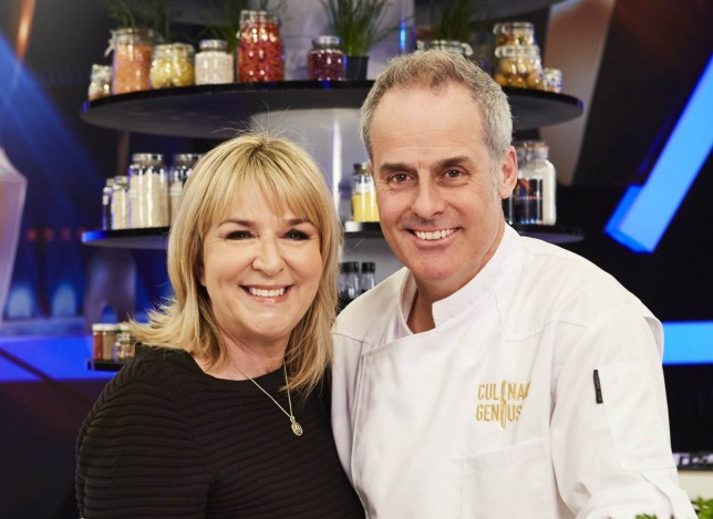Fern Britton and Phil Vickery split up after 20 years together