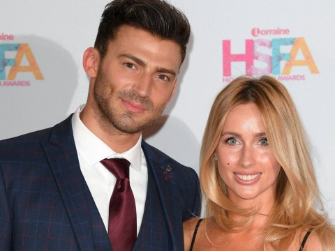 Jake Quickenden is on a sex ban and his fiancee won't send 'sexy pictures' whilst he films Dancing On Ice