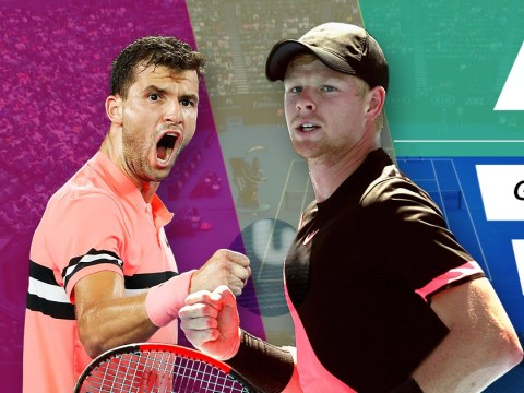 Can British underdog Kyle Edmund upset the odds to stun world No. 3 Grigor Dimitrov?