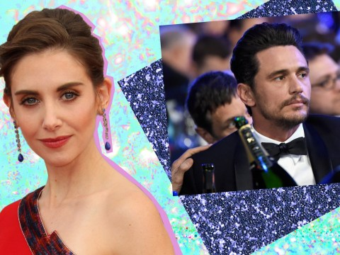Alison Brie addresses allegations against brother-in-law James Franco on SAGs red carpet