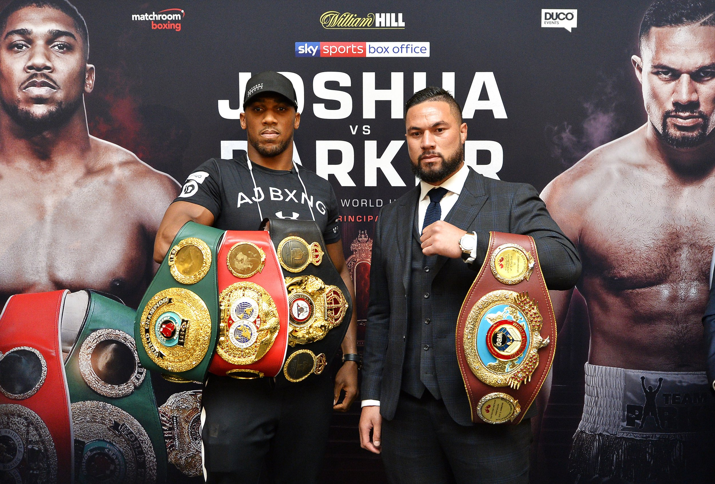 More Anthony Joshua tickets for next fight vs Joseph Parker to be released on Monday – price and where to get them