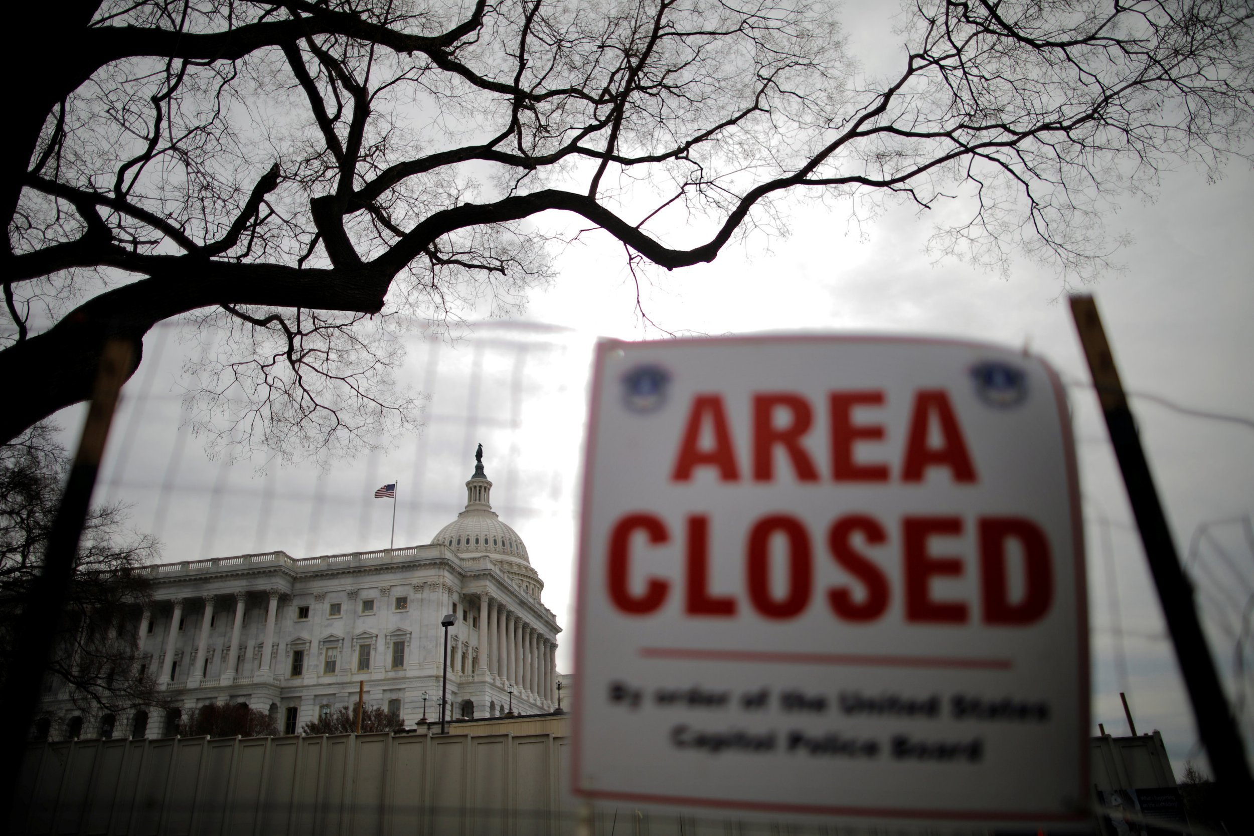 US government shutdown to end after temporary deal is reached