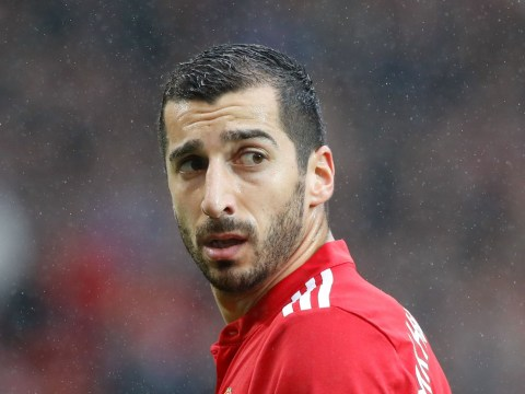 Arsene Wenger coy over Henrikh Mkhitaryan debut after 'suffering' at Manchester United