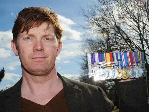 War hero launches new political party to fill void left by Ukip