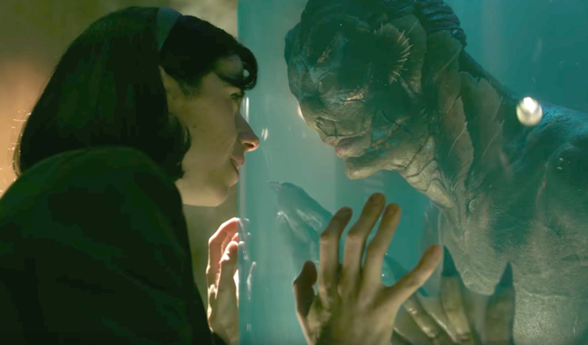 People can't handle The Shape of Water as it grosses-out new viewers after it's added to HBO